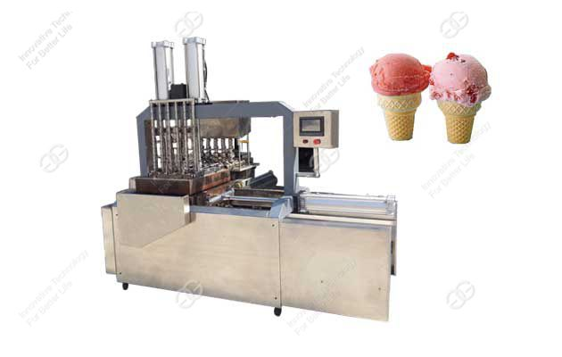 Full Automatic Wafer Cone Makin