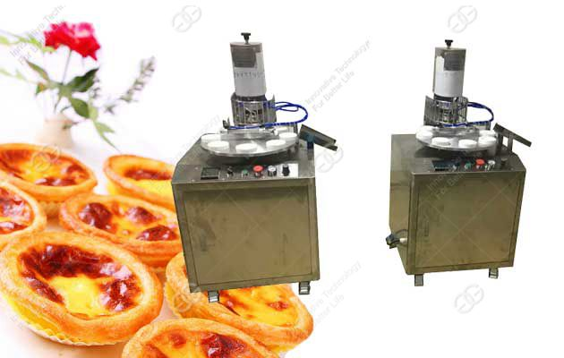 Automatic Egg Tart Making Machi