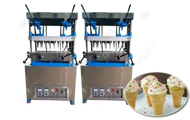 Automatic Electric Ice Cream Cone Maker With High Quality