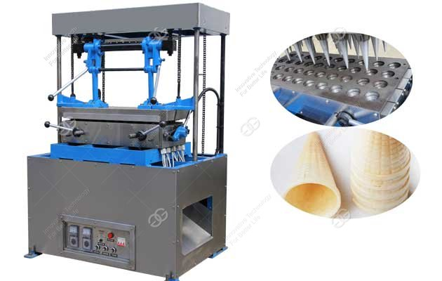 Ice Cream Cone Making Machine Manufacturer With Factory Price