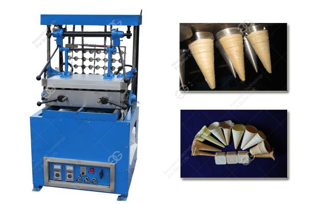 Commercial Ice Cream Cone Biscuit Machine|Cone Making Machine Price
