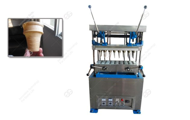 Automatic Ice Cream Cone Machine With Factory Price