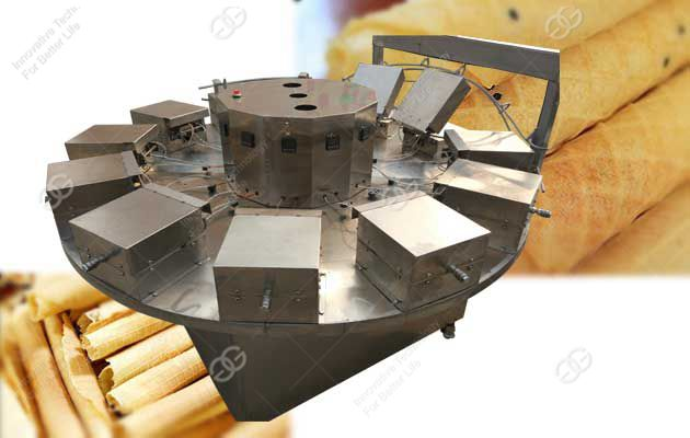 Stainless Steel Egg Biscuit Roll Making Machine Price In India